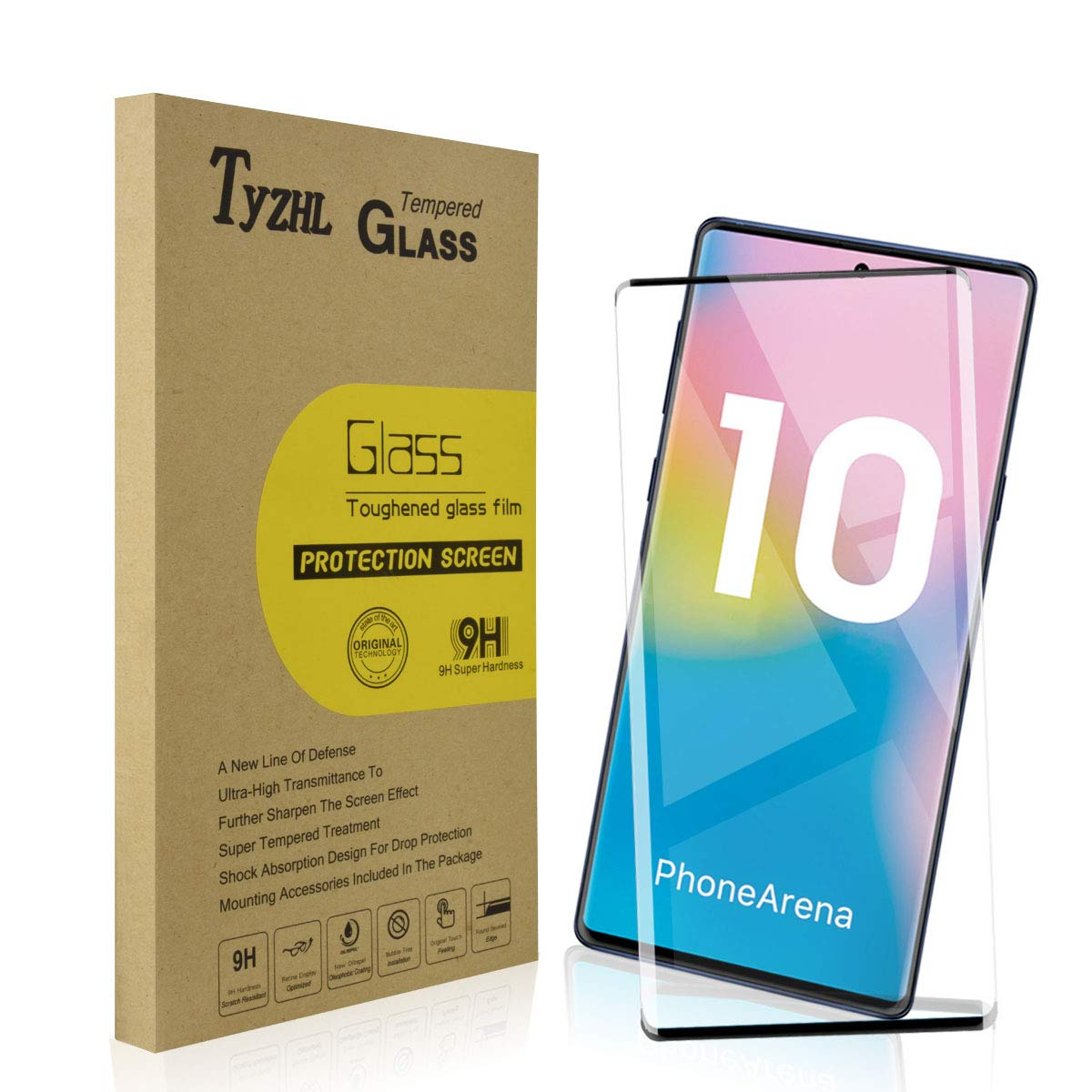 Samsung Note 10 Full Screen Protector
