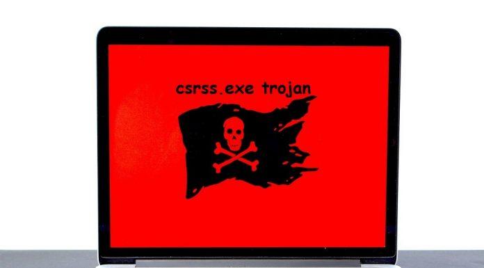 csrss.exe Trojan