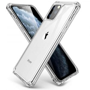 SR Air Armor Clear Case for iPhone 11 Pro Max Case