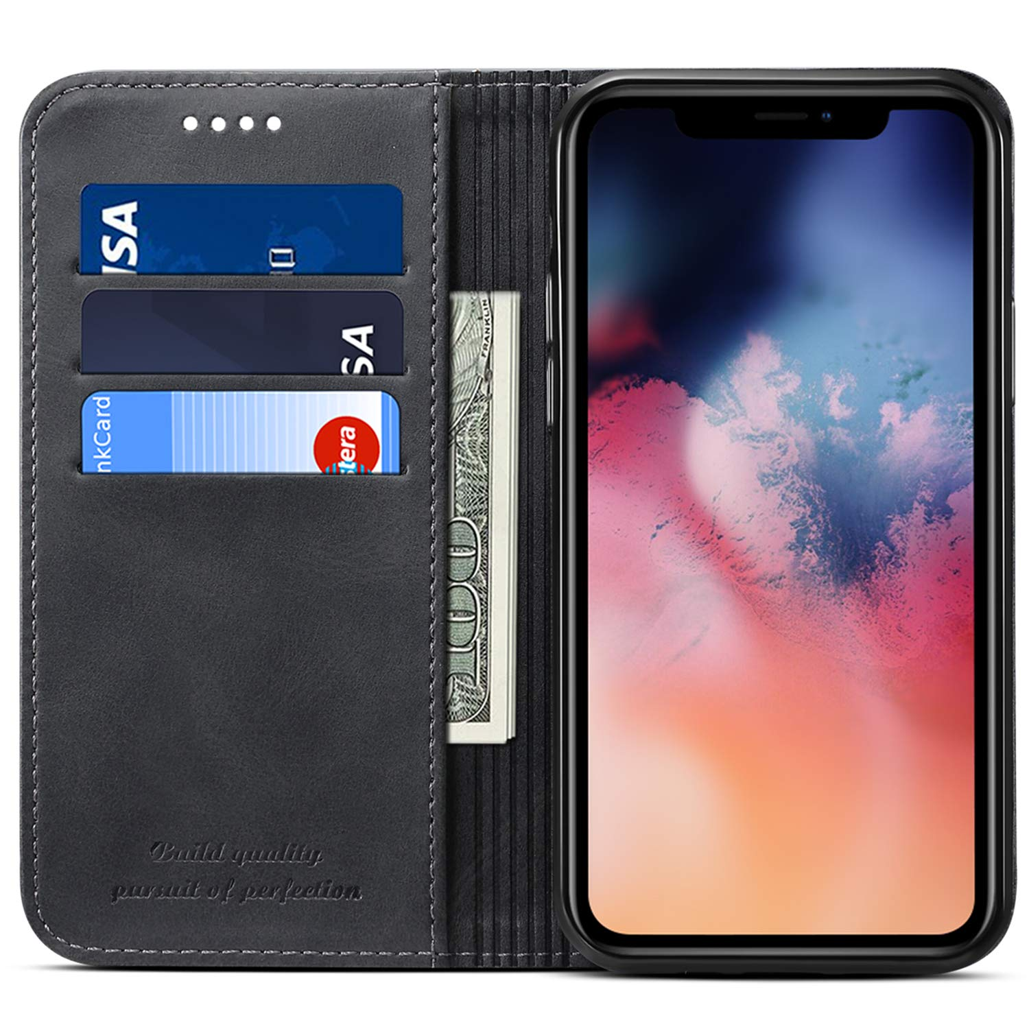 Wallet Case Flip Cover for iPhone 11