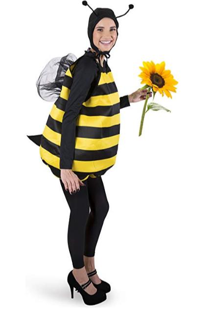 Bee Halloween Costumes Women
