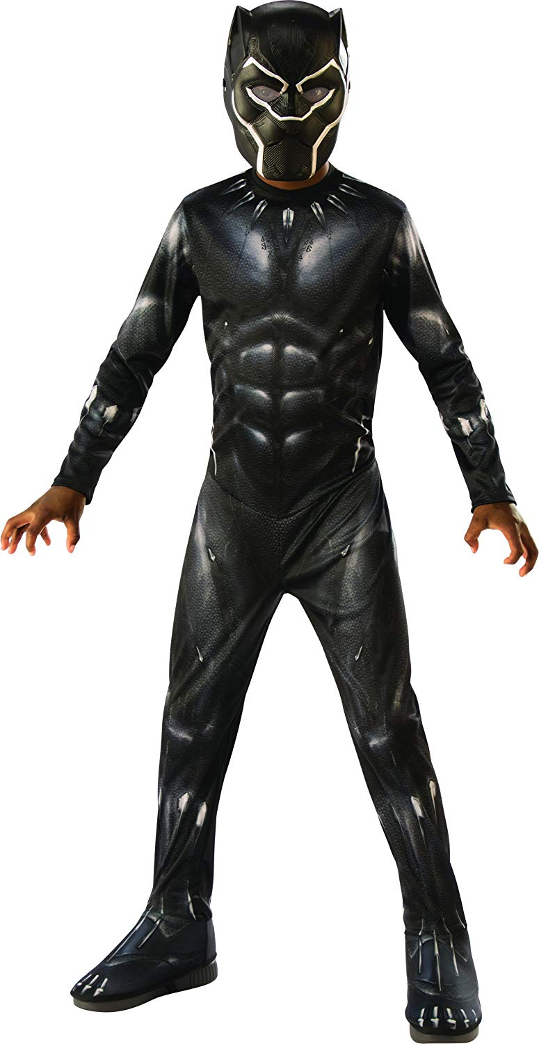 Black Panther Halloween Child's Costume