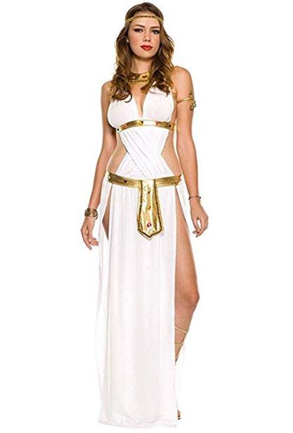 Egyptian Roman Greek Goddess Adult Halloween Costumes