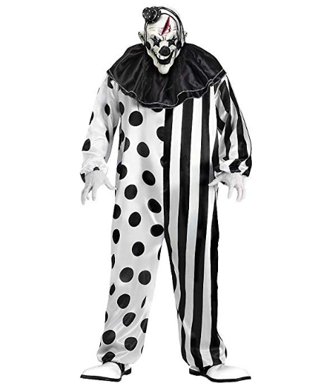 Killer Clown (Joker) Costume for men
