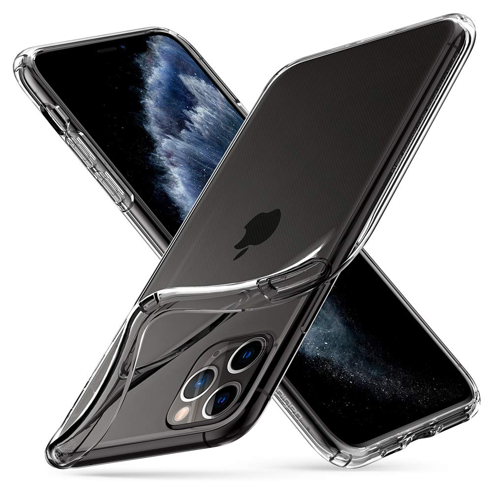 Liquid Crystal Slim Case for iPhone 11 Pro by Spigen