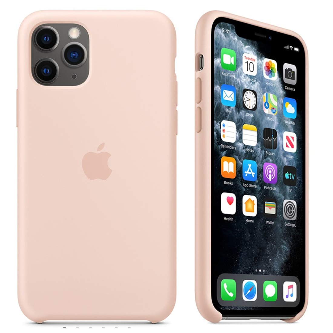 Liquid Silicone Case for iPhone 11 Pro