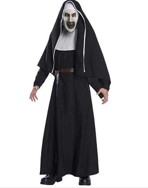 Nun Movie Deluxe Costume for Adults