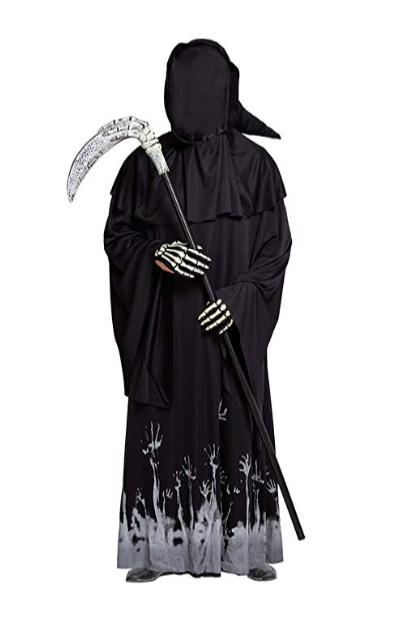 Skeleton Halloween Costumes for men