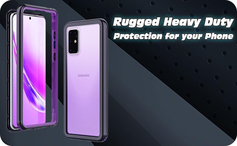 Heavy Duty Case for Galaxy S20+