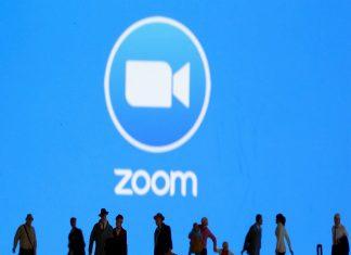 Zoom app