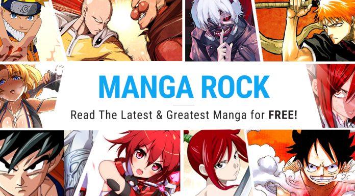 Mangarock Alternatives to read Manga free