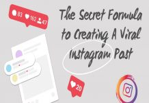 The Secret Formula to Creating A Viral Instagram Post