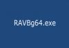 ravbg64 exe