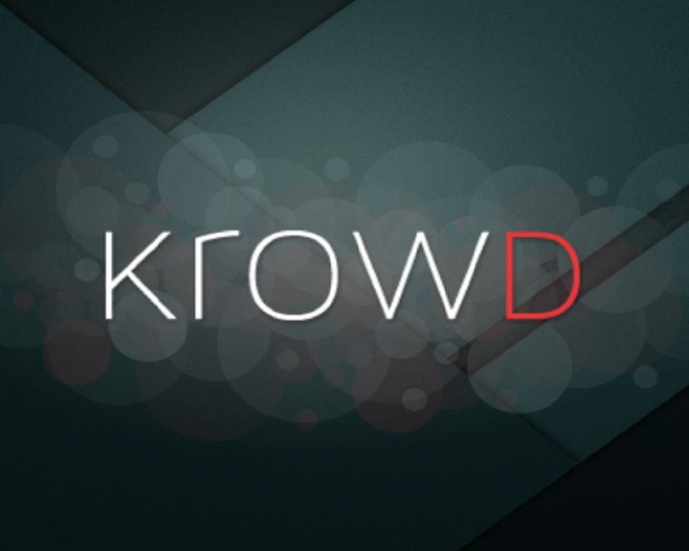 KrowD Login