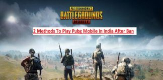 2 Methods To Play Pubg Mobile In India After Ban