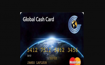 globalcashcard com activate