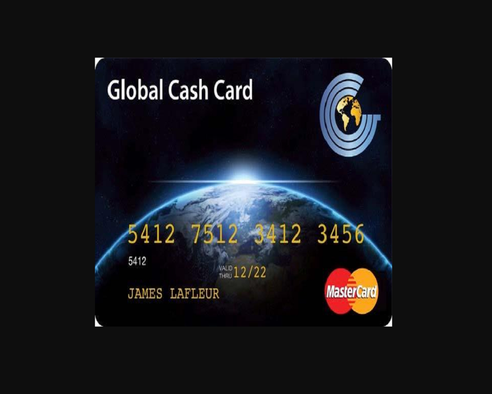 globalcashcard com activate