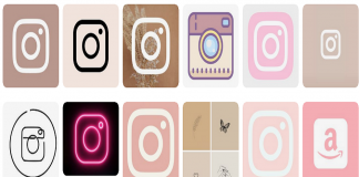 instagram icon aesthetic