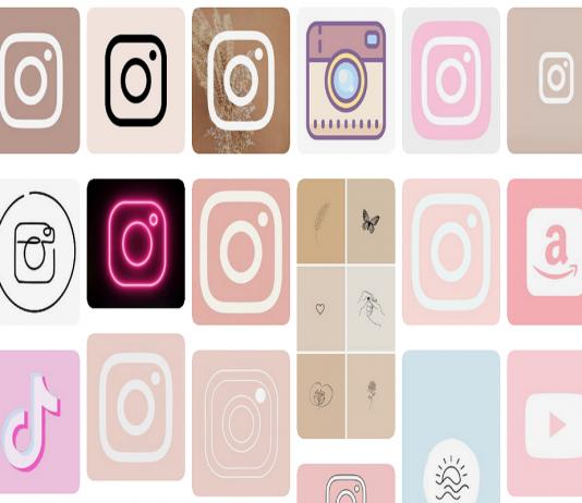 instagram icon aesthetic