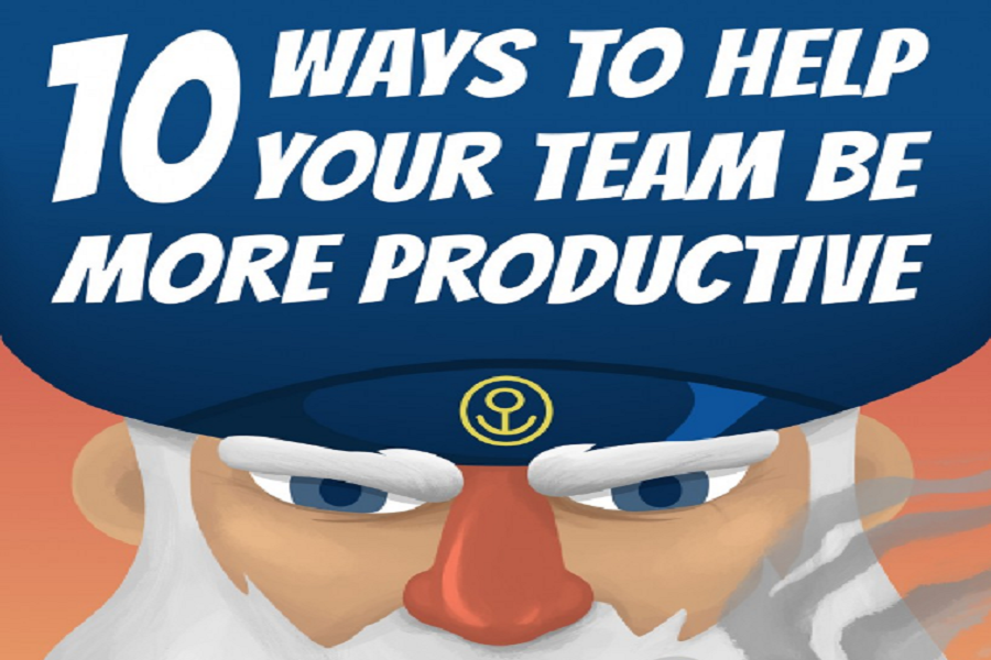 10 Ways to Make Your Team More Productive