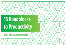 Productivity Roadblocks