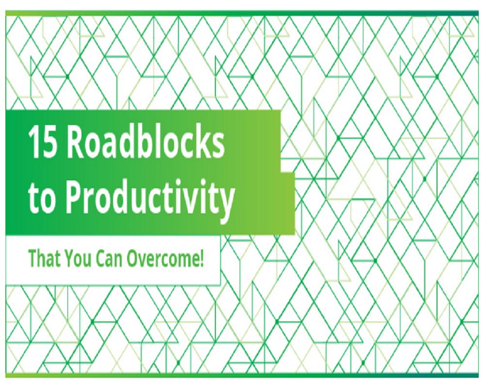 Productivity Roadblocks