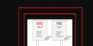 MRD and PRD