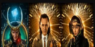 Download Loki Series Wallpapers 4K for Mobile