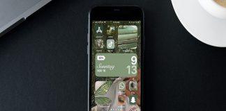 Aesthetic iOS 15 Home Screen Ideas